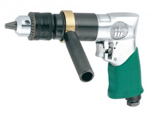 "Jonnesway 1/2"" Air Reversible Drill (800 RPM)"